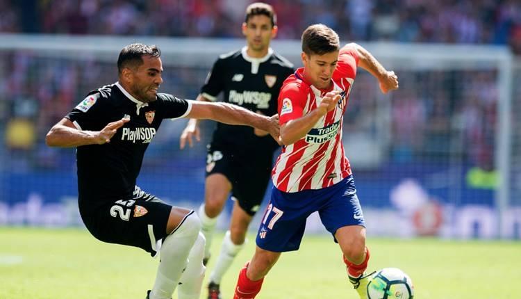 Valencia, Atletico Madrid'ten Luciano Vietto'yu kiraladı