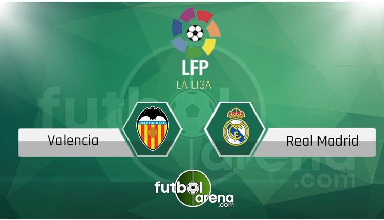 Valencia - Real Madrid maçı saat kaçta, hangi kanalda? (İddaa Canlı Skor)