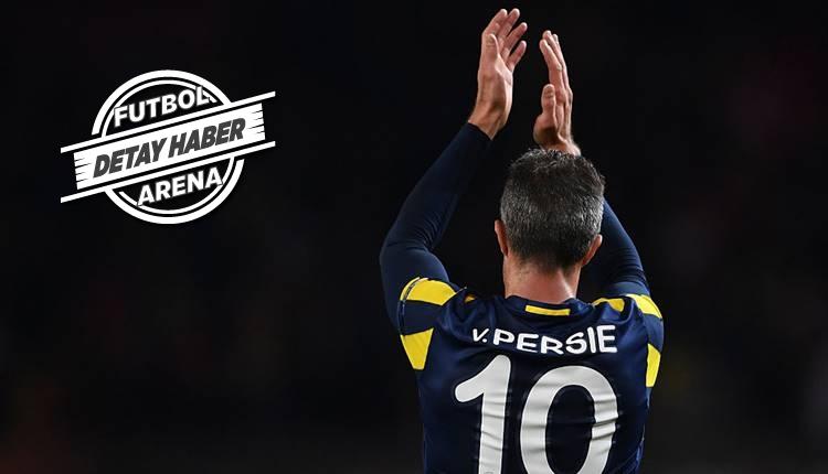 Van Persie'nin Fenerbahçe'ye maliyeti