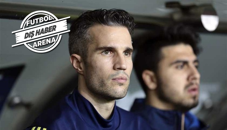 Van Persie'ye Ajax'ın hocasından övgüler!