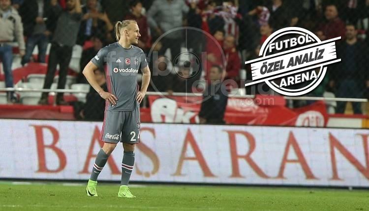 Vida, Antalyaspor maçında nasıl oynadı?