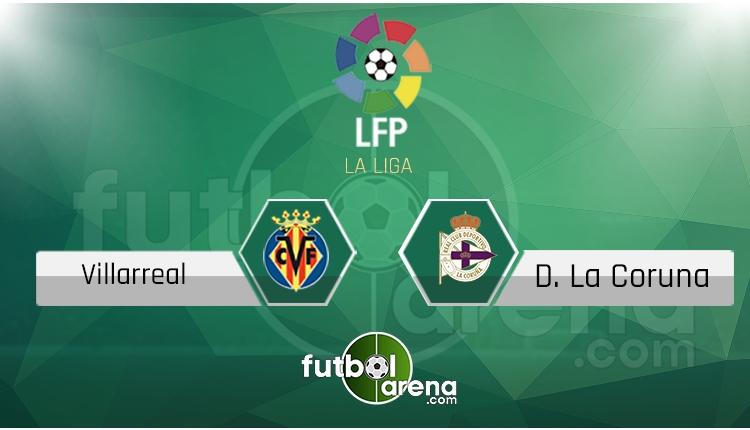 Villarreal - Deportivo maçı saat kaçta, hangi kanalda? Enes Ünal ve Emre Mor oynuyor mu?