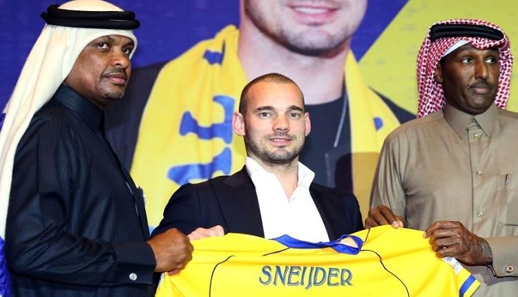 Wesley Sneijder'den Bülent Uygun sözleri
