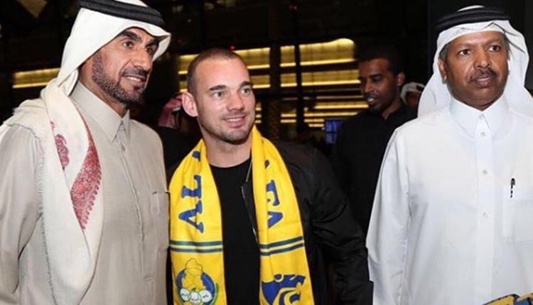 Wesley Sneijder'den Katar transferi ve Bülent Uygun sözleri