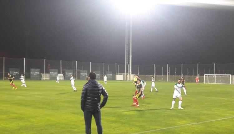 Yeni Malatyaspor 1-0 Giresunspor hazırlık maçı özeti ve golü