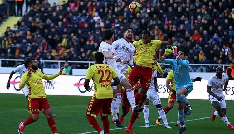 Yeni Malatyaspor 1 - 0 Sivasspor maçın özeti ve golü (İZLE)