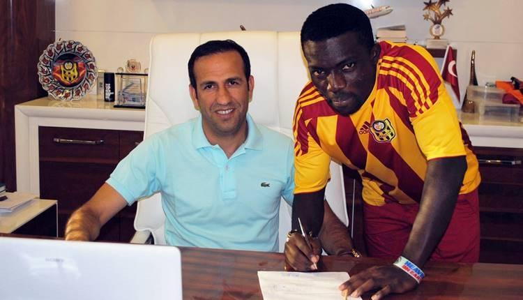 Yeni Malatyaspor Godson Azubuike ile sözleşme yeniledi