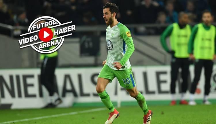 Yunus Mallı attı, Wolfsburg kazandı (İZLE)