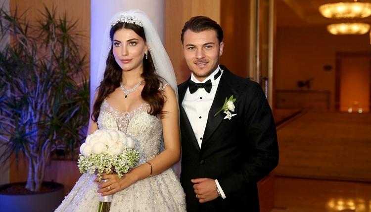Yusuf Erdoğan evlendi! Trabzonspor camiası düğünde buluştu