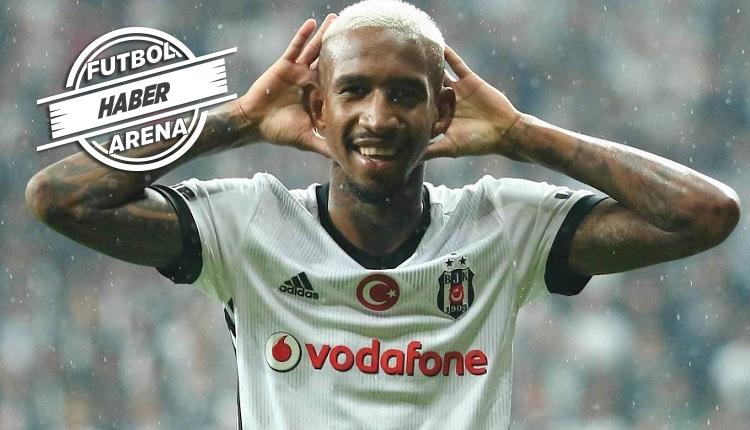 Talisca Beşiktaş'ta en skorer isimler arasına girdi