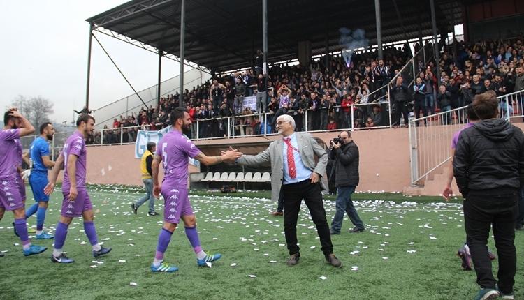 Engin Baytar amatörde ilk maçına çıktı! Centilmen tavırlar