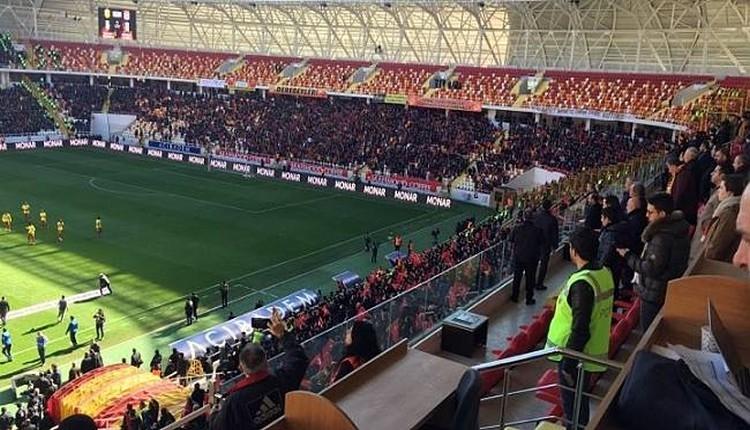 Malatyaspor'un cezası 'Mehmetçik Selamı'ndan değil