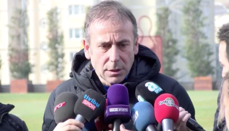 Abdullah Avcı'dan Fenerbahçe açıklaması ''Kazanmak için...''