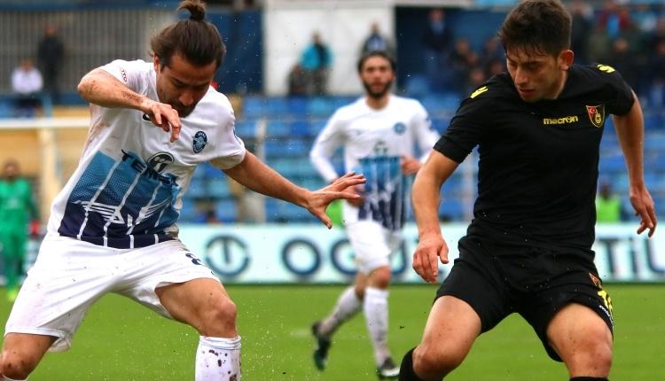 Adana Demirspor 2 -1 İstanbulspor maç özeti ve golleri (İZLE)