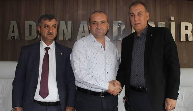Adana Demirspor'da yeni teknik direktör Mustafa Uğur!