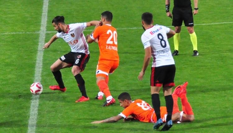 Adanaspor 2-5 Gazişehir Gaziantep maç özeti ve golleri (İZLE)