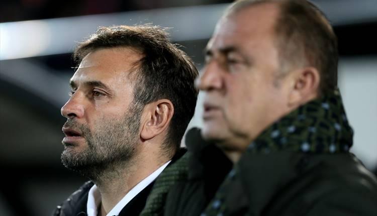 Akhisarspor - Galatasaray maçında Okan Buruk yine atıldı!
