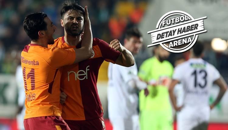 Akhisarspor'a ilk darbe Galatasaray'dan!