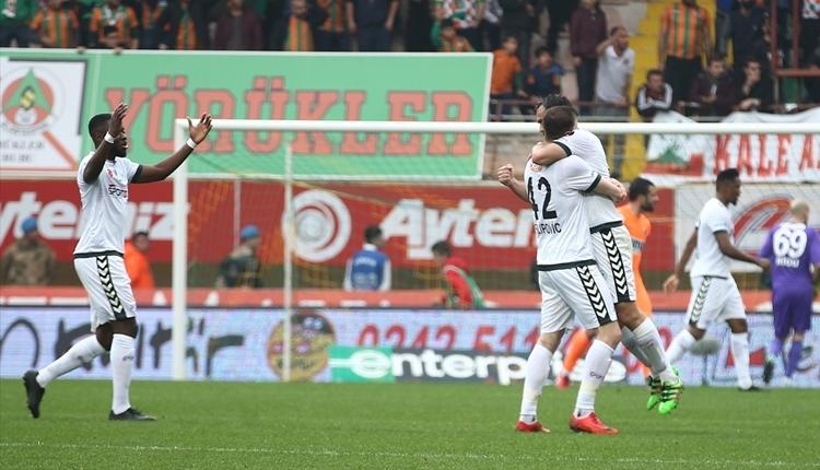 Alanyaspor 1-2 Konyaspor maç özeti ve golleri (İZLE)