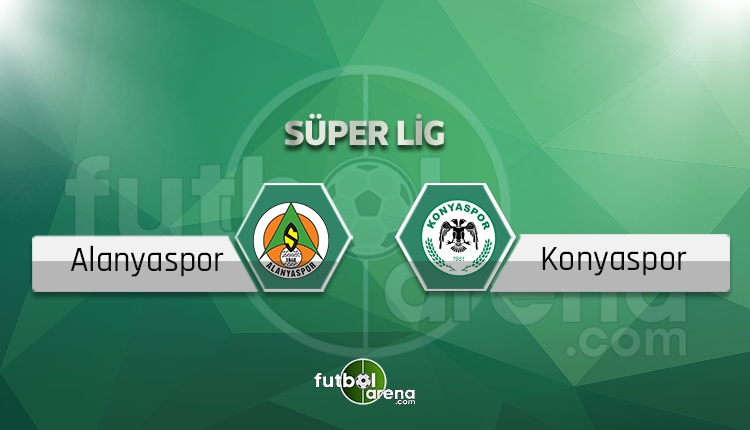 Alanyaspor - Konyaspor maçı hangi gün, saat kaçta? (İddaa canlı skor)