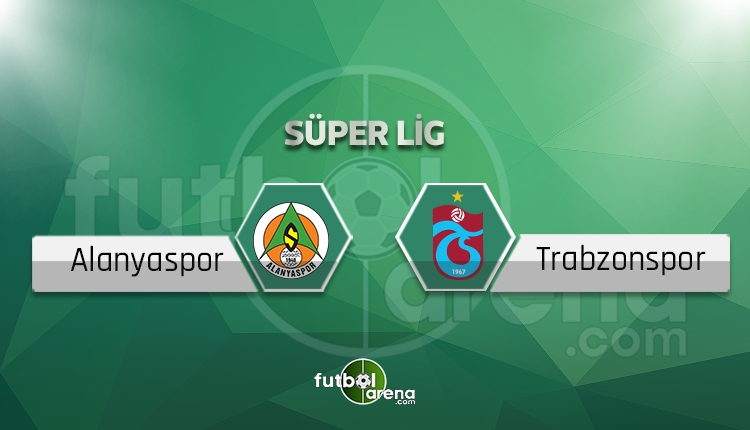 Alanyaspor - Trabzonspor maçı sakat, cezalı oyuncular