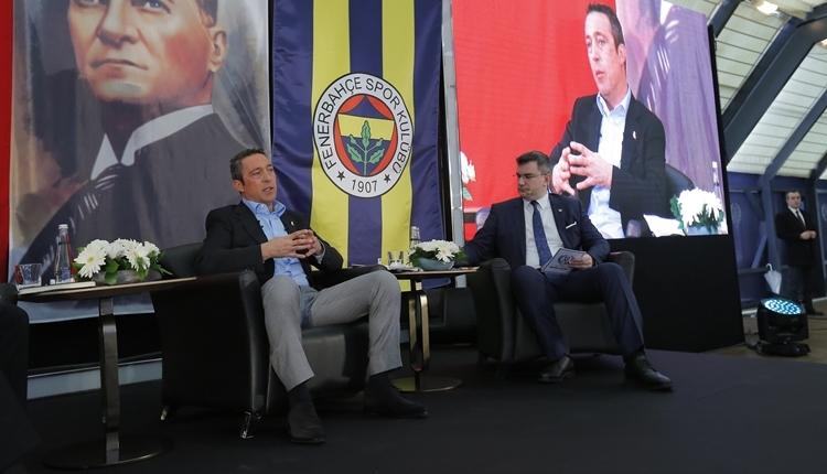 Ali Koç: 'Fenerbahçeli değişim istiyor'