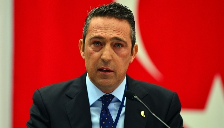 Ali Koç'tan Fenerbahçe'ye yabancı yönetici