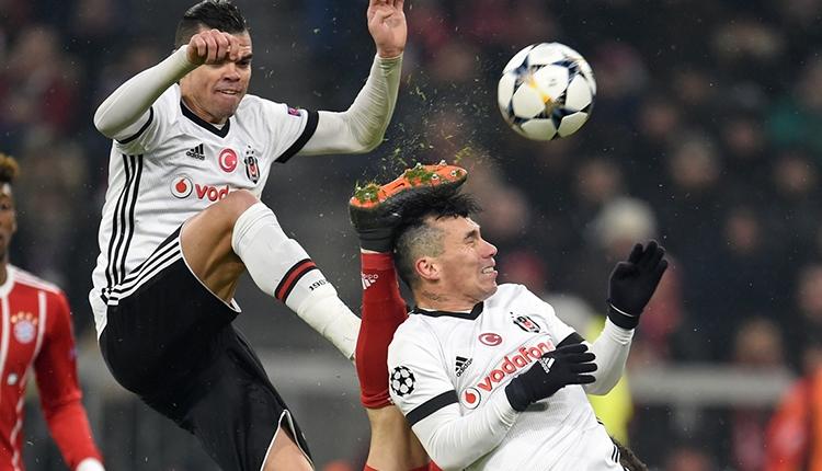 Alman basınında manşetler: 'Beşiktaş'ı ezdi'
