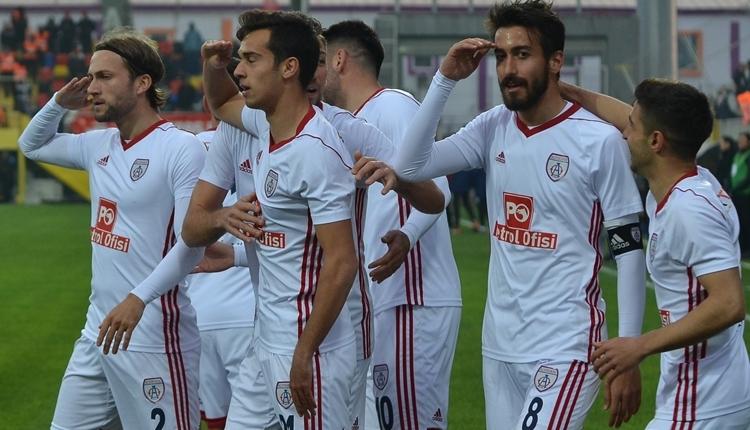 Altınordu 2-1 Balıkesirspor Baltok maç özeti ve golleri (İZLE)