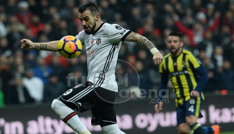 Alvaro Negredo'un Fenerbahçe maçlarına yaptığı asistler