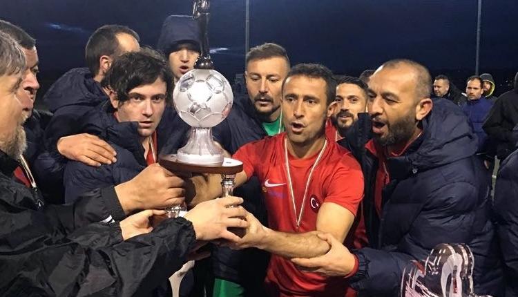 Ampute Milli Takımı İtalya'da şampiyon oldu