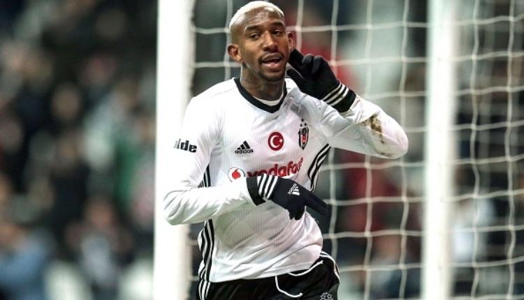 Anderson Talisca'dan Beşiktaş yönetimine transfer çağrısı