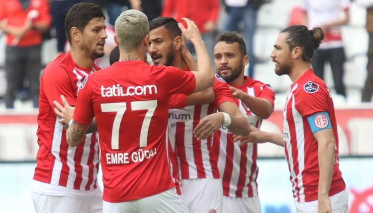 Antalyaspor 3-1 Yeni Malatyaspor maçı özeti ve golleri (İZLE)