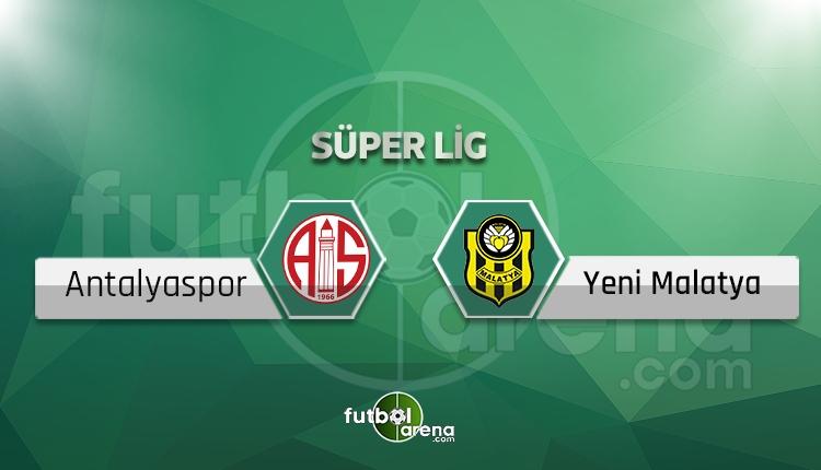Antalyaspor - Yeni Malatyaspor maçı saat kaçta, hangi kanalda? (İddaa canlı skor)