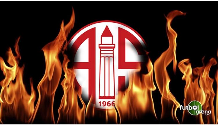Antalyaspor'da Galatasaray maçı öncesi sakatlık şoku!