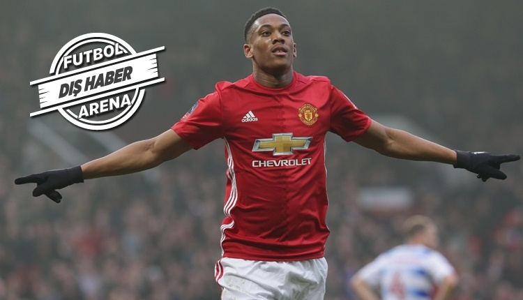 Anthony Martial, Real Madrid'i peşine taktı