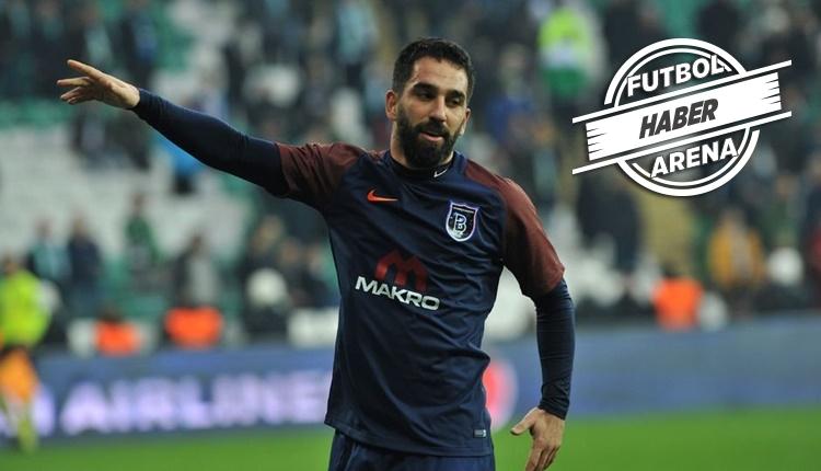 Arda Turan, Süper Lig'in en iyisi oldu