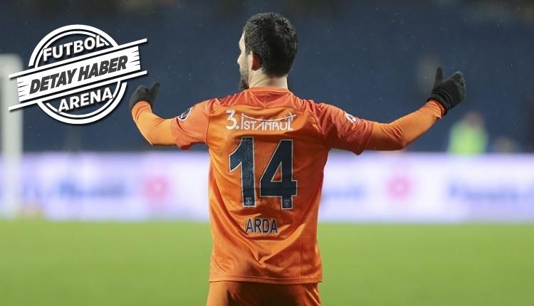 Arda Turan'dan Trabzonspor maçında dikkat çeken performans
