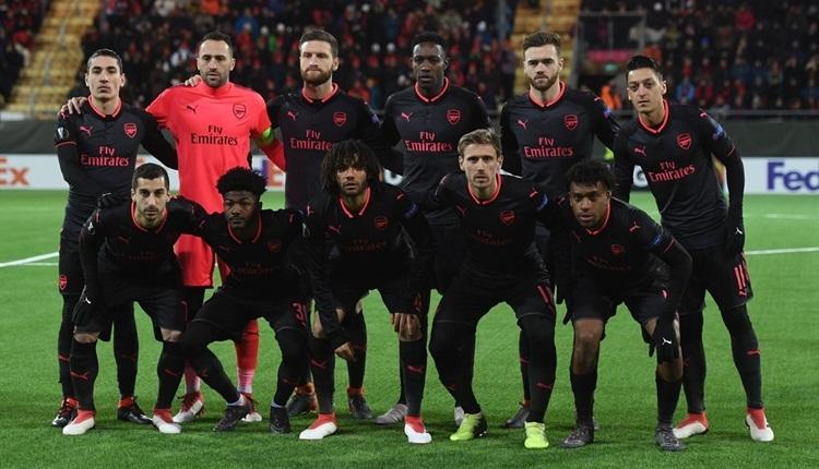 Arsenal çılgın sponsorluk anlaşmasını açıkladı! Rekor geldi