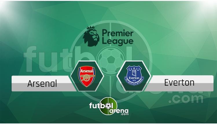 Arsenal - Everton saat kaçta, hangi kanalda? Cenk oynuyor mu? İddaa canlı skor