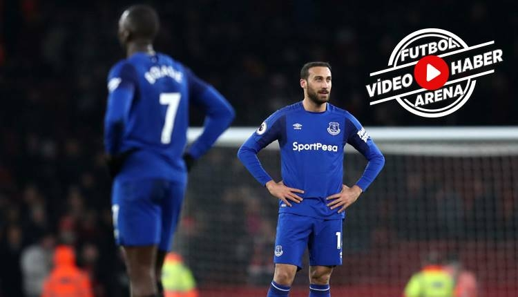 Arsenal maçında Cenk Tosun yine yedek! Maçın özeti ve golleri (İZLE)