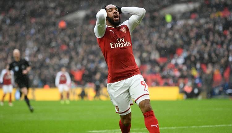 Arsenal'de Alexandre Lacazette şoku! Sakatlık...