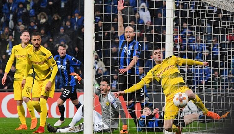 Atalanta 1-1 Dortmund maç özeti ve golleri (İZLE)