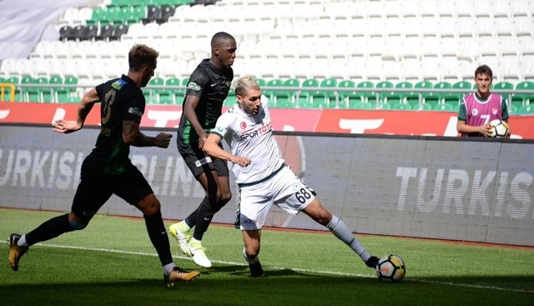 Atiker Konyaspor'da Akhisarspor maçı öncesi sakat, cezalı, eksik oyuncular