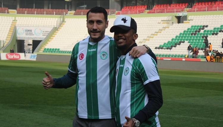 Atiker Konyaspor'dan devre arasında 6 transfer