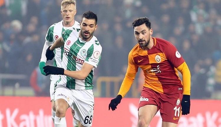 Atiker Konyaspor'un Galatasaray kabusu