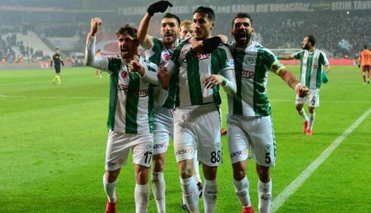 Atiker Konyaspor'un golcüleri takımdan daha çok gol attı