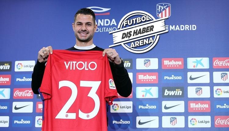 Atletico Madrid oyuncusu Vitolo kadınlardan özür diledi
