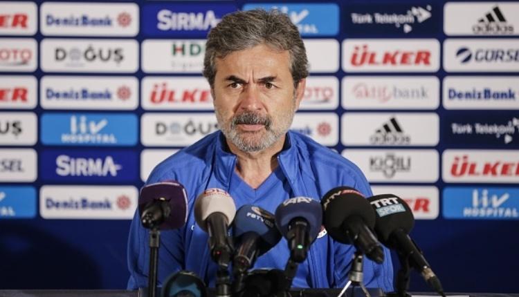 Aykut Kocaman, Beşiktaş'a böyle dur diyecek