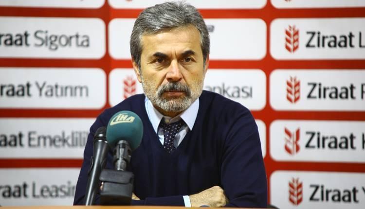 Aykut Kocaman, Giresunspor maçında gençlere güveniyor!